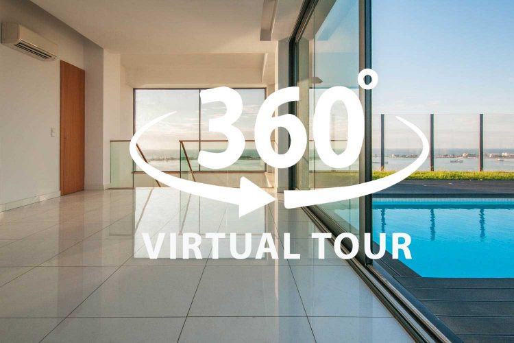 Visita Virtual Penthouse Edicifio Baia Luanda