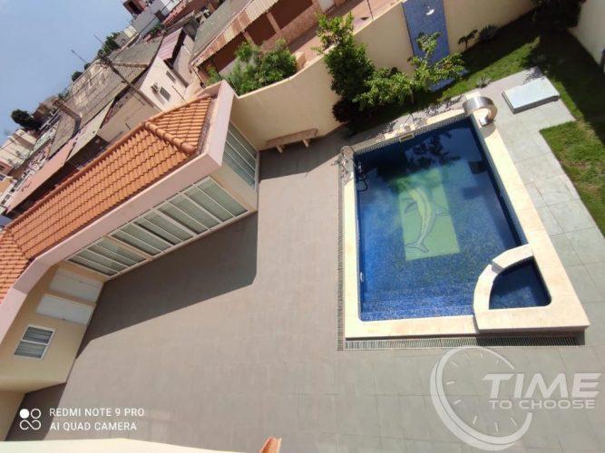 Vivenda V5 Condomínio Ocean Ville, Talatona-Time to Choose-GF